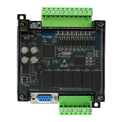 FTVOGUE DC24V FX1N-14MR Placa de control industrial PLC Salida de...