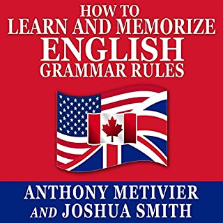 How to Learn and Memorize English Grammar Rules  cover art