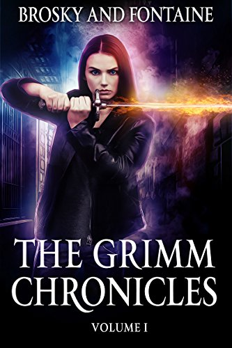 The Grimm Chronicles, Vol. 1 (The Grimm Chronicles Box Set)