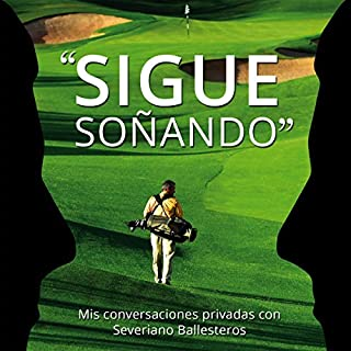 Sigue Soñando [Keep Dreaming] audiobook cover art