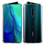CRESEE Oppo Reno 10x Zoom Case, Reno 5G Case, [Reinforced