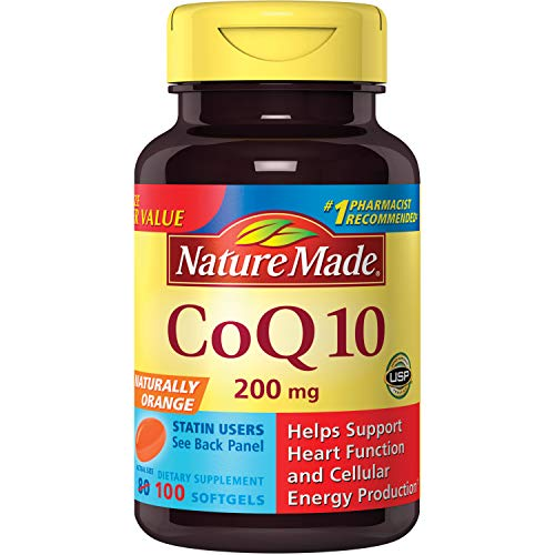 Nature Made Nature Made Coq10 200mg (25% More Free), 100 Count