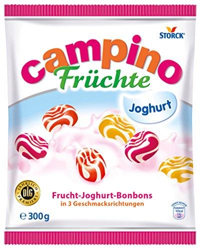 15x CAMPINO FRÜCHTE JOGHURT 300g