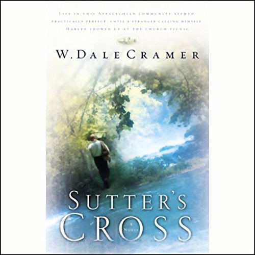 Sutter's Cross audiobook cover art