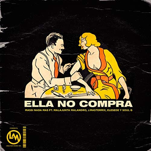 Massi Nada Mas feat. Malajunta Malandro, J.Mastermix, Elesede & Soul G