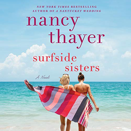 Surfside Sisters audiobook cover art