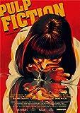 Pulp Fiction, Filmplakate, Kraftpapierplakate,