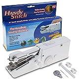 Karma Enterprise Portable Handy Stitching Machine Lightweight Electric Handheld Tailoring Manual...
