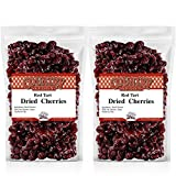 HEALTHY CHOICE - Dried Tart Cherries are full of melatonin, antioxidants, and natural benefits HEALTH BENEFITS - Cherries may help with arthritis, gout and sleeping troubles GREAT FOR ANYTHING - Dried Tart Cherries are great for baking and may be use...