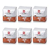 Illy - 6 paquetes de 18 cápsulas de café Monoarabica Etiopía