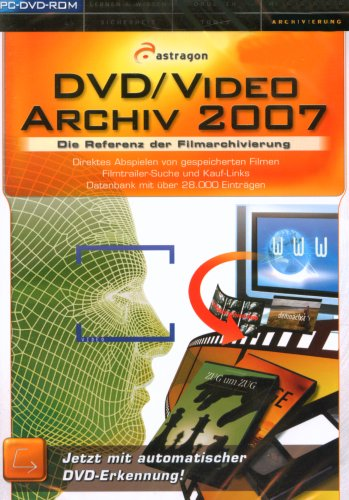 DVD - Video Archiv Edition 2007
