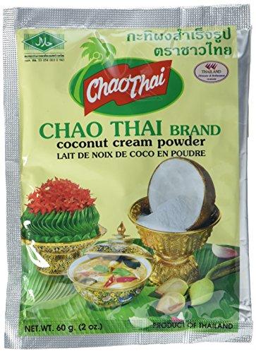 Chao Thai Kokoscremepulver, 10er Pack (10 x 60 g)