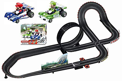 racebaan - Carrera GO!!! Racebaan - Mario Kart (1 TOYS)