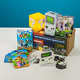 Nintendo Ultimate Merch Crate