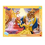 Dino Toys 322158 - Puzzle Marco de Princesa Disney