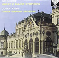 SCHUBERT: SYMPHONY NO. 9 (THE GREAT) [LP] (180 GRAM AUDIOPHILE VINYL) [12 inch Analog]