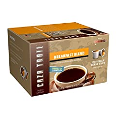 Blend of select coffees from Latin America and Africa Nutty aroma harmonizes perfectly with medium body and acidity Convenient for busy mornings or when you need an on-the-go treat Kosher certified Single serve cups compatible with all 1.0 & 2.0 Brew...