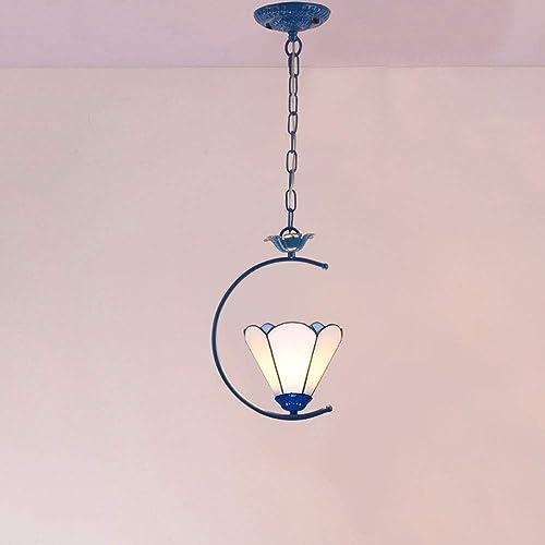 ZY Plafonnier réglable, balcon, couloir, entrée, allée, restaurant, décoration, luminaire suspendu, lumière bleue, style, thème, lustre (design  A)