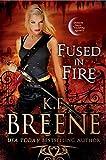 Fused in Fire (Demon Days, Vampire Nights World Book 3)