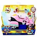 Bizak Patrulla Canina Liberty y su vehículo-Movie, Multicolor (61927700) de Bizak