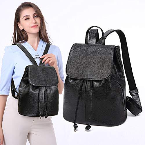 QWKZH Rugzak vrouwelijke Koreaanse versie van de mode wilde pompen dame tas reizen rugzak
