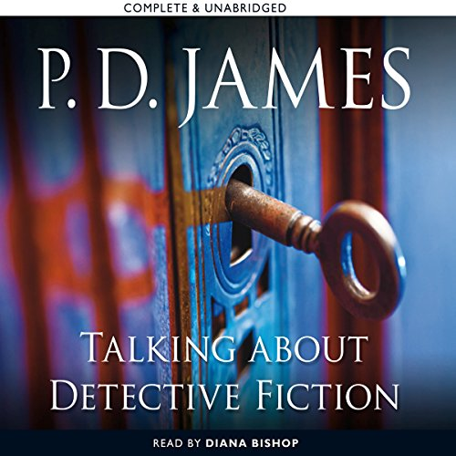 Talking About Detective Fiction audiobook cover art