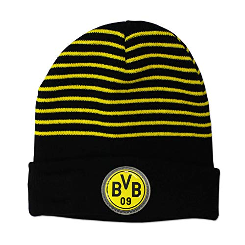 Borussia Dortmund BVB-Mütze LED für Kinder one Size