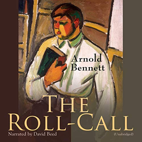 The Roll-Call audiobook cover art