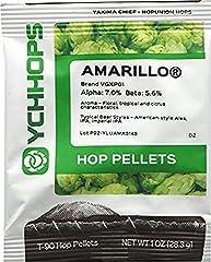 Hop Pellets 1 oz. Alpha: 8.7% Beta: 6.4%