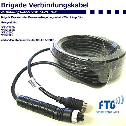 Brigade Verbindungskabel VBV-L420, 20m lang