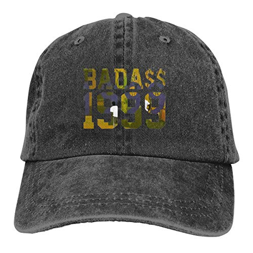 Joey Badass Hat Vintage Jeans Baseball Cap Classic Cotton Dad Hats Adjustable Black