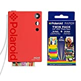 Best Instant Cameras - Polaroid Mint Instant Print Digital Camera (Red), W/ Review