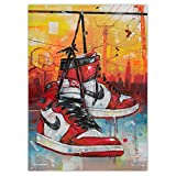 JosHoppenbrouwers Nike Air Jordan 1 Print (50x70cm)