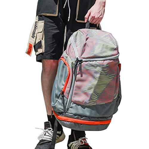 SZSYCN Impermeabile Zaino da Trekking Leggero Compattabile Zaino da 44 Litri Viaggio Trekking Giorno Pack per Uomo Donna, Zaino per Viaggio/Arrampicata/Sportiva/da Campeggio All'Aperto