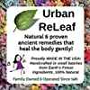 Urban ReLeaf MIGRAINE Soothing Roll-On ! 100% Natural Herbal Remedy for Migraines, Sinus, Tension Headaches. Roller Ball/Handy Pocket Stick. Made in USA! It Works Fast! Take The Edge Off Pain. #3