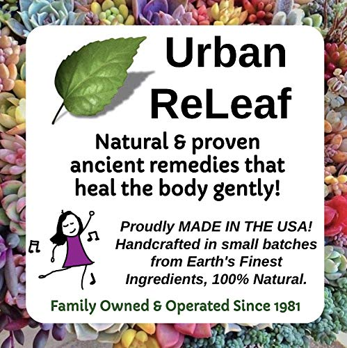 Urban ReLeaf ANTIOXIDANT SKIN SILK! 100% NATURAL. Soothing to body & soul. Healing Balm Lotion. Heals Damaged Skin, Vegan. Great for massage, after chemo. Vitamin rich, Shea Butter & Essential Oils