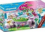 PLAYMOBIL Fairies 70555 - Mar mágico, para Jugar con Agua, para niños de 4 a 10 años