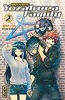 Mission : Yozakura family, tome 2 par Gondaira