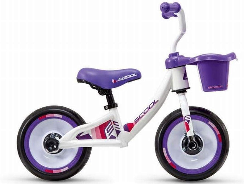 S'Cool pedeX 3in1 Kinder Laufrad (One Größe, Weiß lilat)