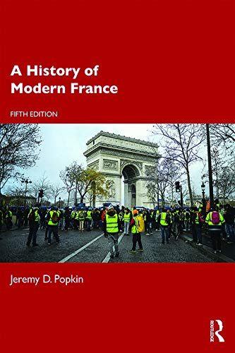 A History of Modern France (English Edition)