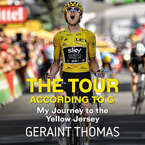 The Tour According to G audiobook cover art