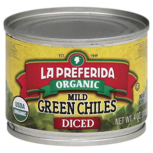 Green Chiles 4 oz