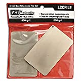 PSI Woodworking LCCFILE Credit Card Diamond File Set