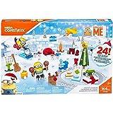 Mega Construx Despicable Me 3 Advent Calendar