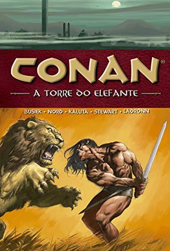 Conan - volume 03: A torre do elefante