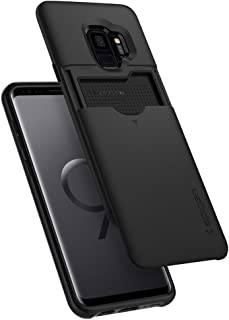 Spigen Slim Armor CS [Updated Version] Designed for Galaxy S9 Case (2018) - Black