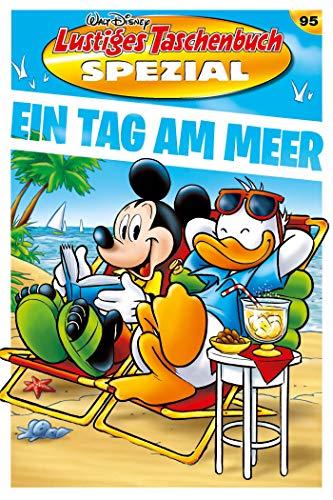 Lustiges Taschenbuch Spezial Band 95: Ein Tag am Meer