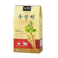 (Nokchawon) 緑茶園 ゴボウ茶 15袋 / 韓国茶 粉末ティー 健康茶 ダイエット [海外直送品] [並行輸入品]