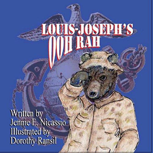 Louis Joseph's OOH RAH audiobook cover art