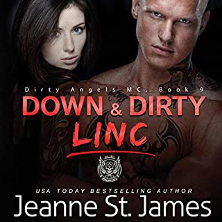 Down & Dirty: Linc audiobook cover art